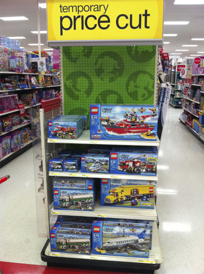 Target Toys Legos : Target and toys r us lego finds brick update