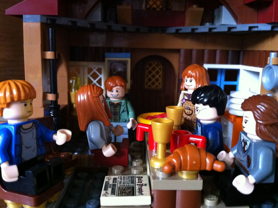 LEGO Harry Potter Minifig Collection