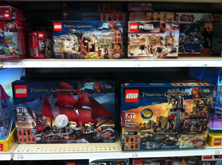 Lego Sets At Toys R Us : Lego sets at toys r us and target brick update