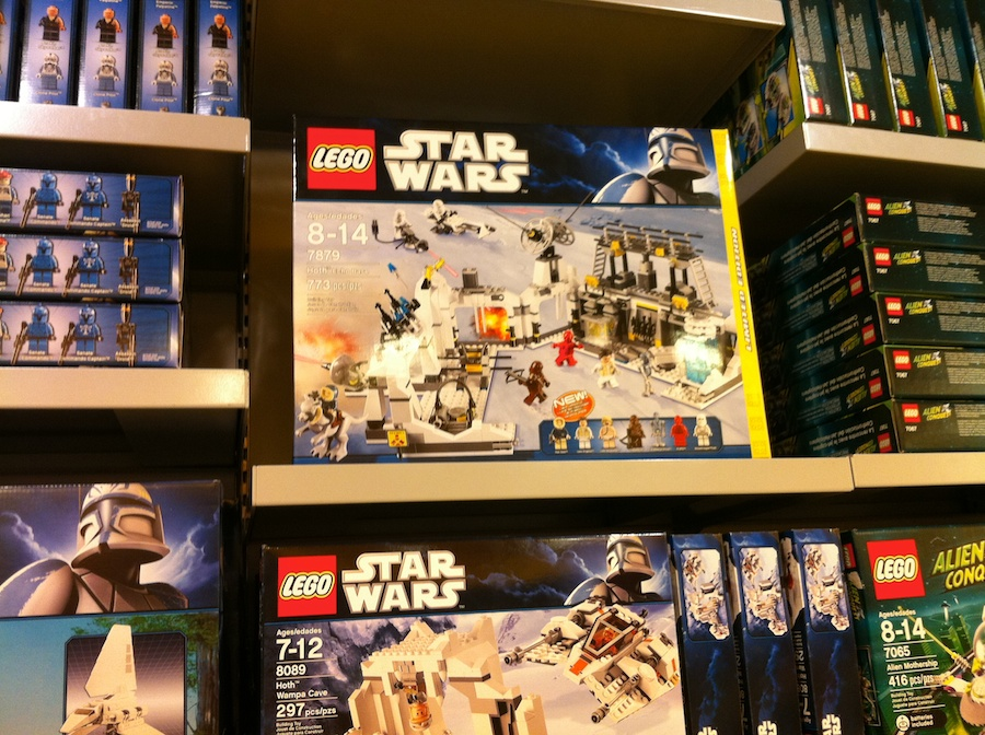 New 2011 Star Wars and Harry Potter Sets at LEGO Store – Brick Update
