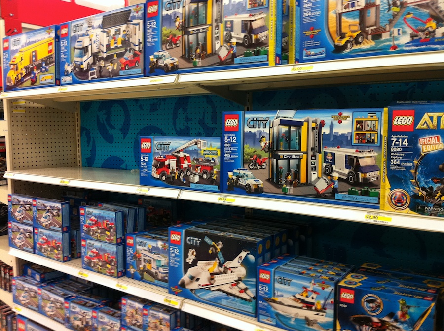 Target Legos Driverlayer Search Engine