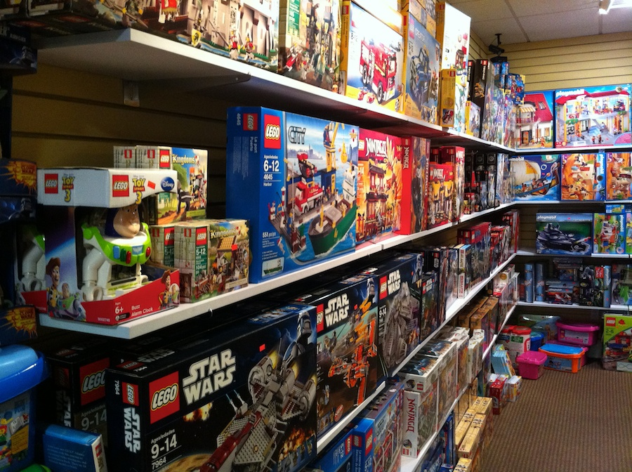 LEGO at Target and Some Independent Toy Stores – Brick Update