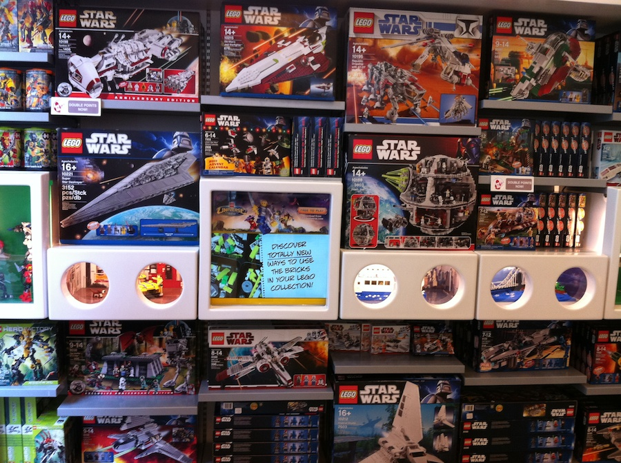 new lego sets arrive: vw camper, winter village post office & more