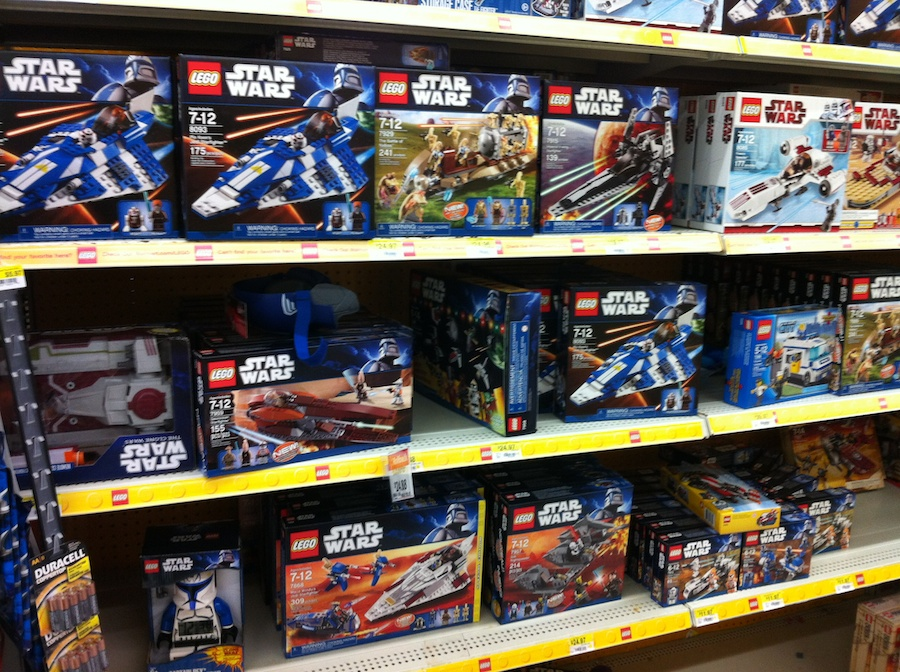LEGO After Christmas Sale