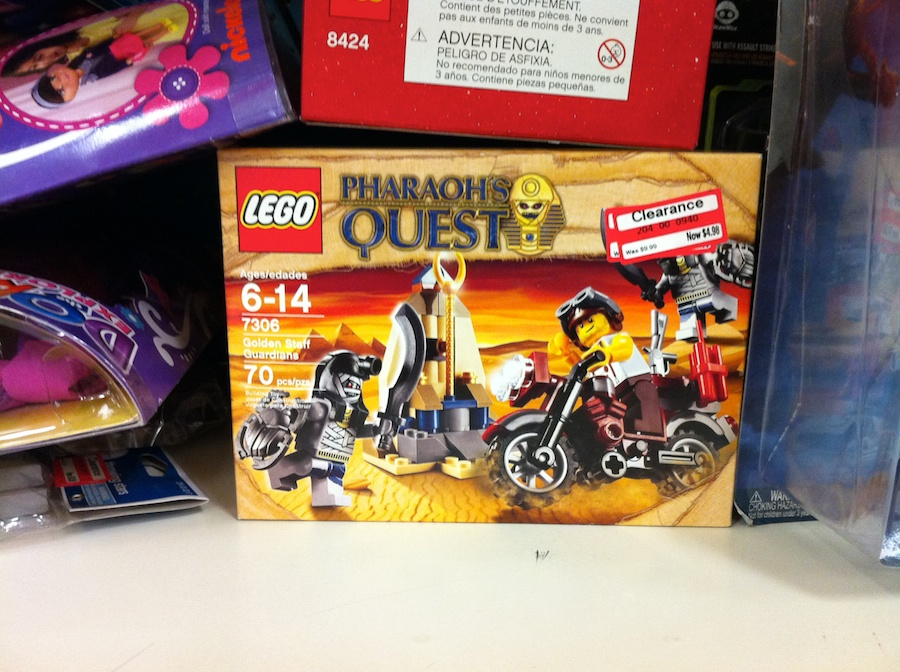 LEGO 50% Sale at Target