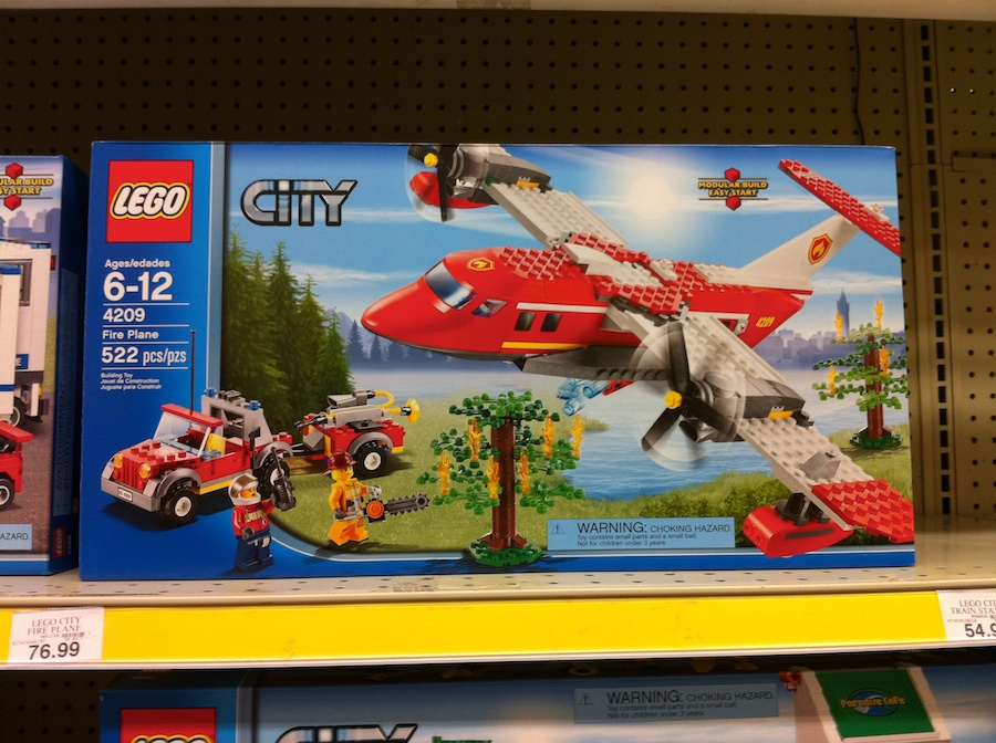 Toys R Us and LEGO Pricing