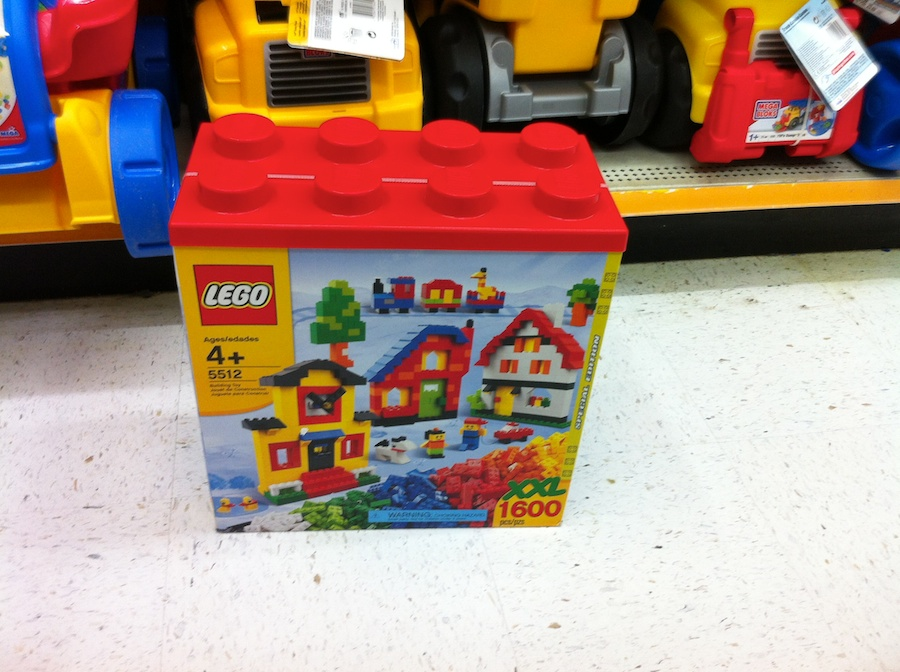 Lego Toys At Walmart : Lego sale at wal mart brick update