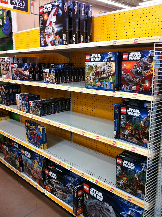 Lego's online shop includes a permanent sales and deals section where you can purchase official Lego sets and video games for cheaper than other retailers. Lego lets you sort the block toys by price, age and themes, so finding the perfect toy for your tot is easy.