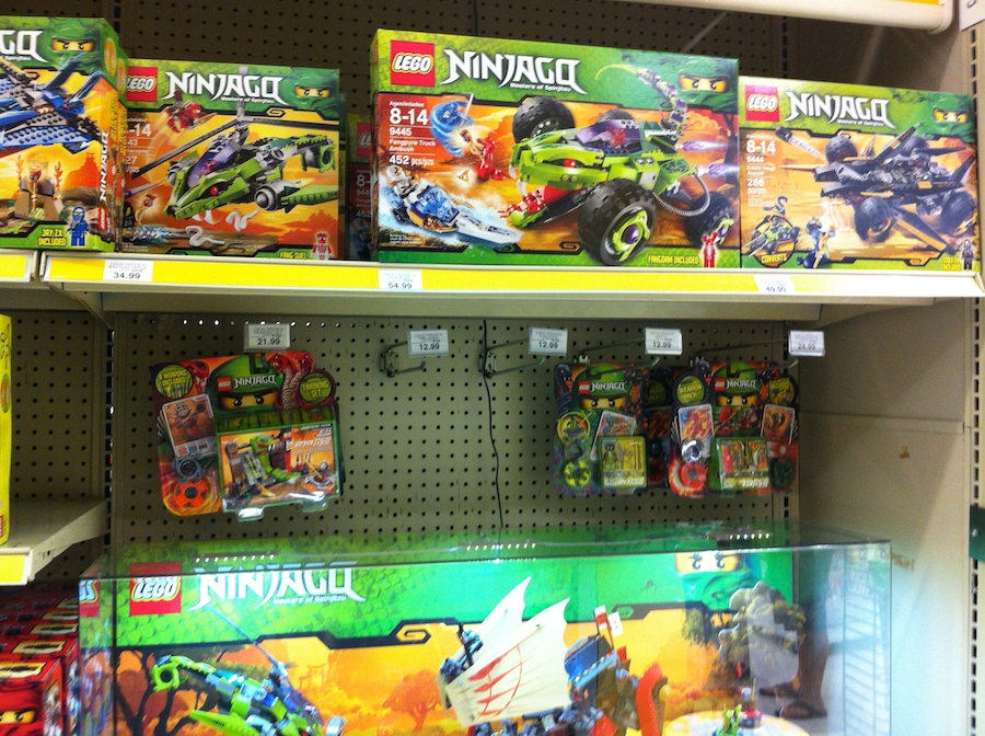 LEGO Lord of the Rings and Monster Fighters Sets Arrive at TRU