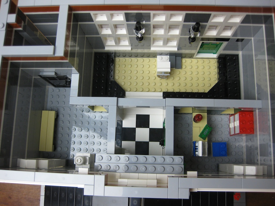 LEGO Town Hall Review