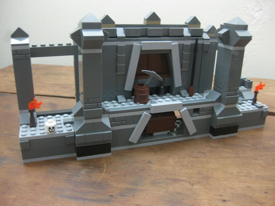 LEGO The Mines of Moria