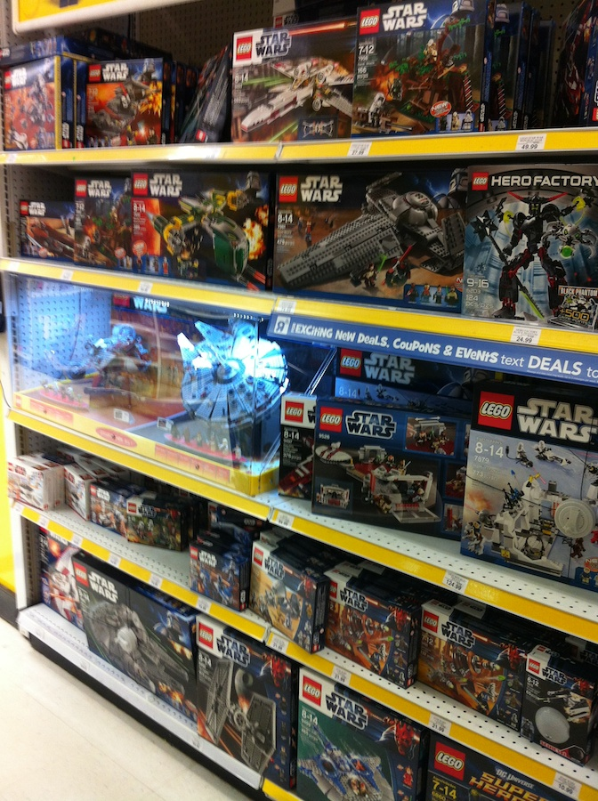 LEGO Star Wars Summer 2012 Sets