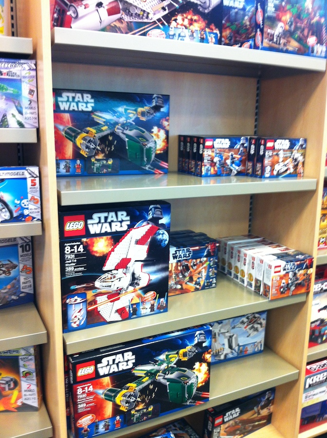 LEGO Sale at Barnes & Noble