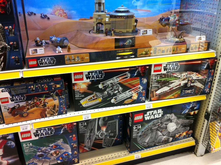Toys R Us LEGO Sale: Buy 2, Get 3rd Free