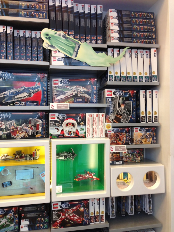 LEGO Store – Final Sets of 2012 Arrive – Brick Update