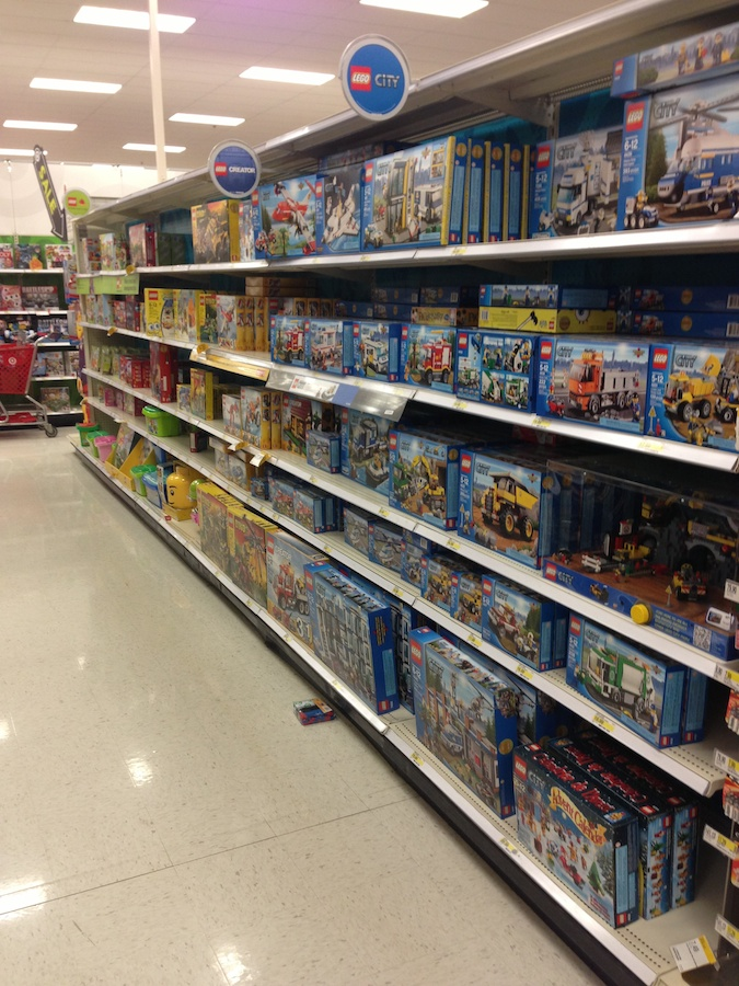 LEGO black friday deals at Target