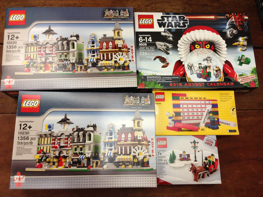 LEGO Store Black Friday Deals