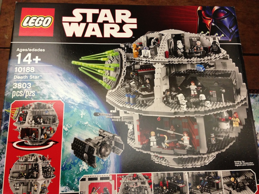 death star lego box - photo #7