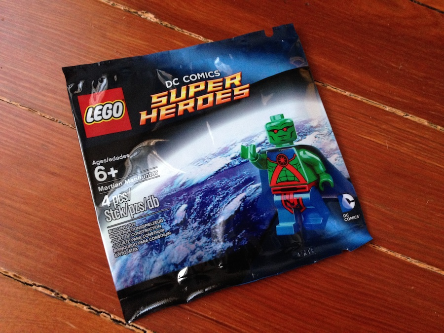 LEGO Super Hero Minifigs