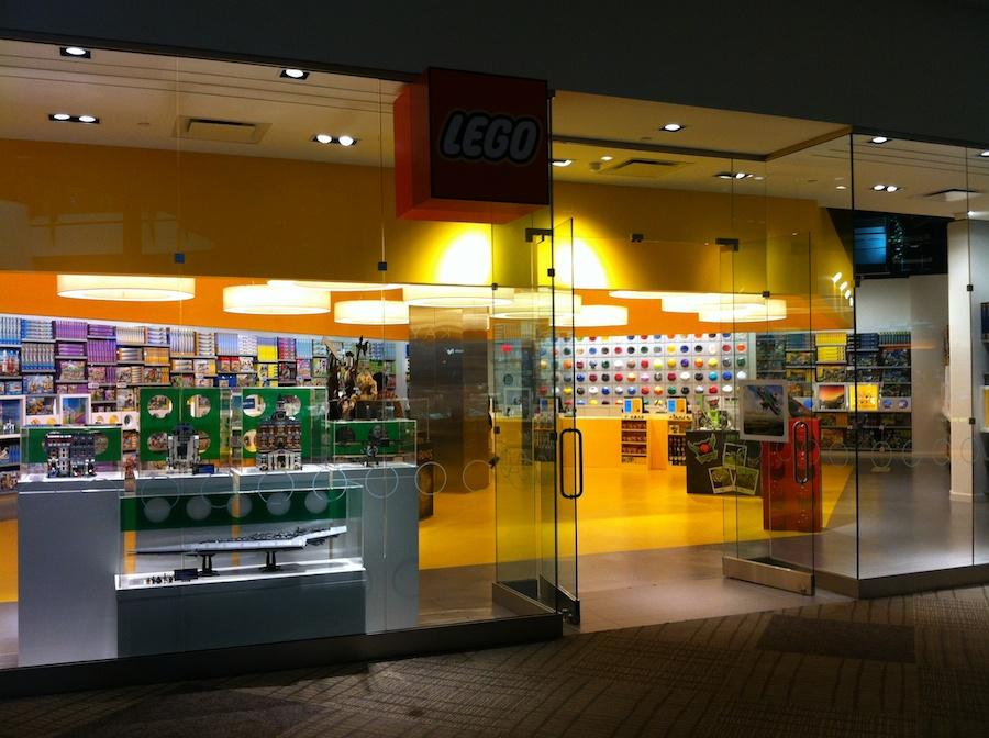 Lego Store Garden State Plaza - Best Idea Garden